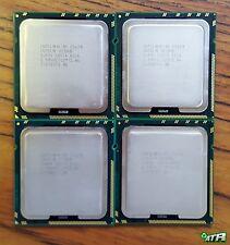 Lot of 4 - Intel Xeon E5620 CPU Processor