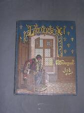 Montorgueil Job Louis XI album historique 1905 compositions couleurs de Job