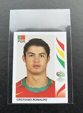 PANINI ROOKIE STICKER RONALDO WORLDCUP 2006 MINT CONDITION.