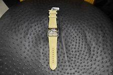 NEW LP Italy Lorenzo Pozzan PSD206.02.0328  Swiss Made Cream Stingray Watch