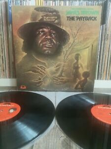 James Brown The Payback Original US
