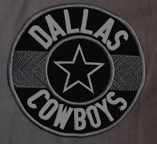 Rare DALLAS COWBOYS Jersey Shirt XL Heavy GRAY V-Neck STYLISH PATCH La Bola Ocho