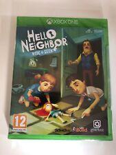Hello Neighbor Hide & Seek (Xbox One) In Stock! UK PAL New Game Hello Neighbour