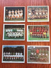 Monty Gum 1969 Benfica Puzzle Football team cards -You Choose! All LISTED – LOTS