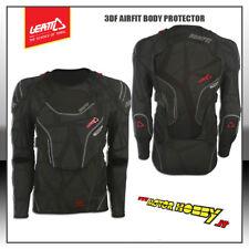 Leatt 3df AirFit Morbido Protetzione Giacca di sicurezza Camicia protezione Nero L-xl