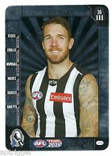 2015 Teamcoach SILVER (65) Dane SWAN Collingwood