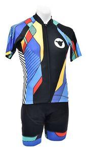 Black Sheep Pop Art Ltd Release Short Sleeve Cycling Kit Men MEDIUM Road Bike