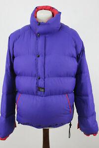 RAB Half Zip Down Puffer Jacket size M