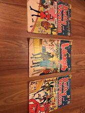 Lot Of 3 Comic Books 1968 Archie & Veronica Laugh Vintage