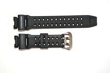 Original Casio G-Shock Gulfman GR-9110GY-1 Gray rubber watch band strap