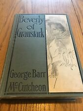 Vintage Beverly of Graustark by George Barr McCutcheon (1904) Hardcover
