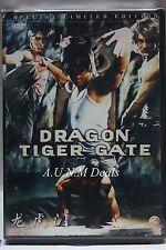 Dragon Tiger Gate ntsc import dvd