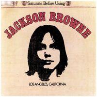 Jackson Browne - Jackson Browne: Saturate Before Using (Remastered) [CD]