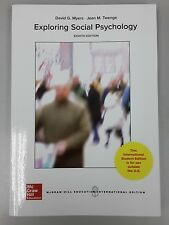 ISE Exploring Social Psychology by Myers (Paperback, 2017)