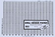 Drill Design Paper Marching Band-Grade 3 NEW 011004030