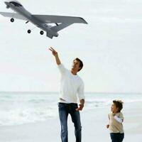 Z51 660mm Wingspan 2CH EPP Glider RC Airplane Remote Control Fixed Wing Plane ❤a