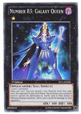 YUGIOH • Numero 83 Regina Galattica Galaxy Queen • 1ª Edizione