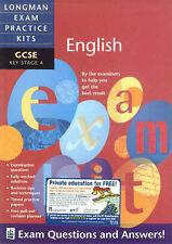Good, GCSE English (LONGMAN EXAM PRACTICE KITS), Cripps, Dr Elizabeth, Book