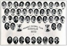 Toronto Argonauts - 1952 Grey Cup Champions, 7x10 B&W Team Photo