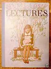 LECTURES - Lausanne librairie Payot 1960 - TTBE