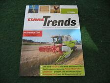 Prospekt Claas Trends 2/2000 Medion/Fotowettbewerbes/Uniwrap/Adelebsen GbR TOP !
