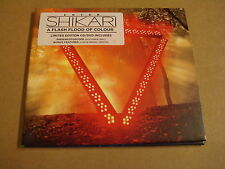 LIMITED EDITION CD + DVD / ENTER SHIKARI - A FLASH FLOOD OF COLOUR