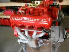 IH International Scout Valve Cover Scripts   *WHITE*