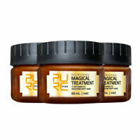 PURC 60ml Magical Keratin Hair Treatment Mask 5 Seconds Repairs Damage Hair