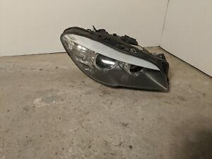 BMW 5 (F10, F11) 2012 Right (farside) Front headlight headlamp 7203242 RHD