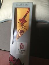 Beijing 2008 Olympic Games Friendlies Crystal Mascot Souvenir In Original Box
