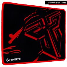 Gaming Mouse Pad Fantech Sven MP35 Slippery-type Surface Edition Black-Red
