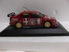 MINICHAMPS CARS ALFA ROMEO 155 V6 TI DTM 1993 G.FRANCIA 1/43.