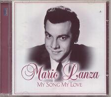 MARIO LANZA: MY SONG MY LOVE – HALLMARK CD (2005) 18 TRACKS