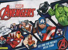 2019 italia repubblica folder Marvel Avengers