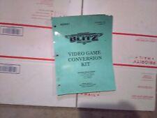 nfl blitz arcade manual #90