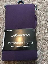 Primark Purple Tights Size M/L