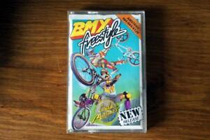 BMX Freestyle Amstrad CPC 464 664 6128 Schneider - Cassette Game - Code Masters