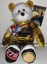 William Howard Taft Dollar Coin bear #27 in series by Limited Treasures
