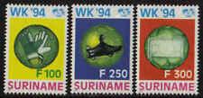 Surinam / Suriname 1994 Voetbal soccer fussball footbal MNH