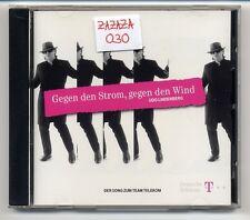 Udo Lindenberg CD Gegen Den Strom Gegen Den Wind - 1-track Telekom promo