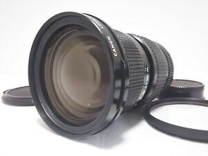 Canon New FD NFD 35-105mm f3.5 MF Zoom Lens From Japan #777