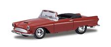 Ricko # 38464  1957 Auto Union 1000SP Roadster  Top Down (ruby)  HO  MIB