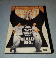 Breast Men (DVD, 2001) *RARE. oop