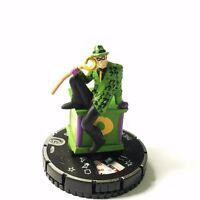 THE RIDDLER #037a HeroClix Superman Legion of Superheroes mini Wizkids figure