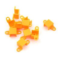 10x N20gear motor fijo soporte de montaje de marco para robot de coche deavión