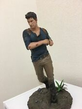 "Uncharted 4 Nathan Drake Figure Statue 12"" only Collectors Edition NO GAME NEW"