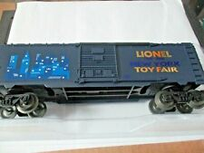 Lionel 6-19989 2000 Toy Fair Boxcar O-Scale