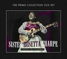 Sister Rosetta Tharp - Essential Early Recordings [New CD] UK - Import