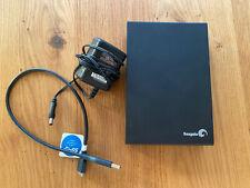 Seagate SRD00F2 Expansion 3TB USB 3.0 Desktop External Hard Drive, Black