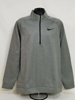 Oregon DUCKS Football TEAM ISSUED Nike Dri-Fit 1/4 Zip JACKET Coat   MEN'S  XL T
